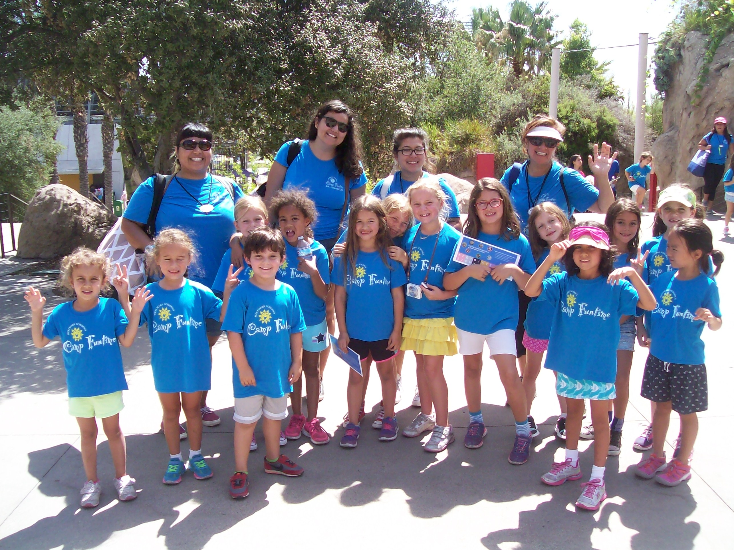 Camp Funtime- Children's Summer Camp, Day Camp in Encino ...