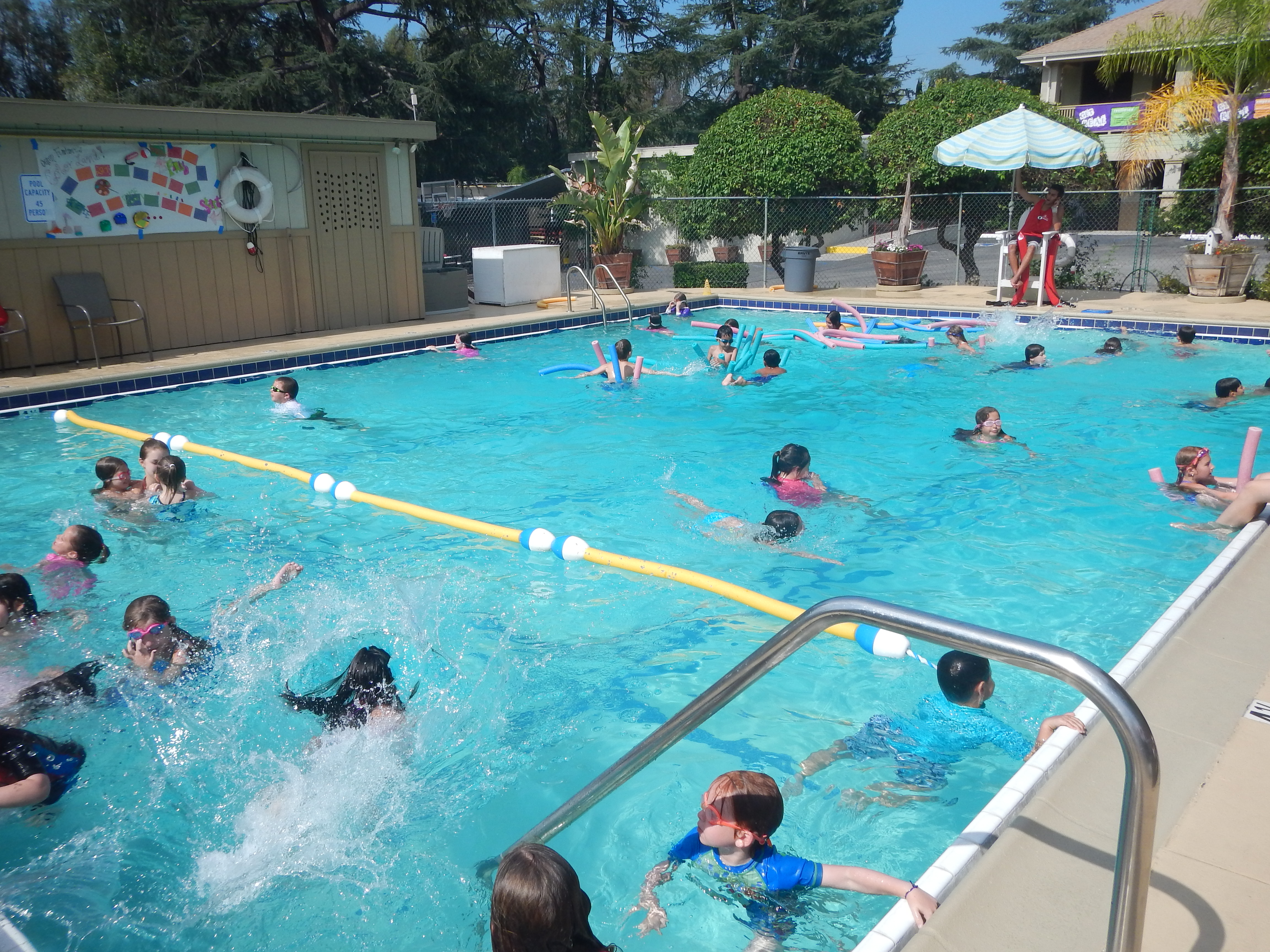camp funtime children 39 s summer camp day camp in encino near los angeles california